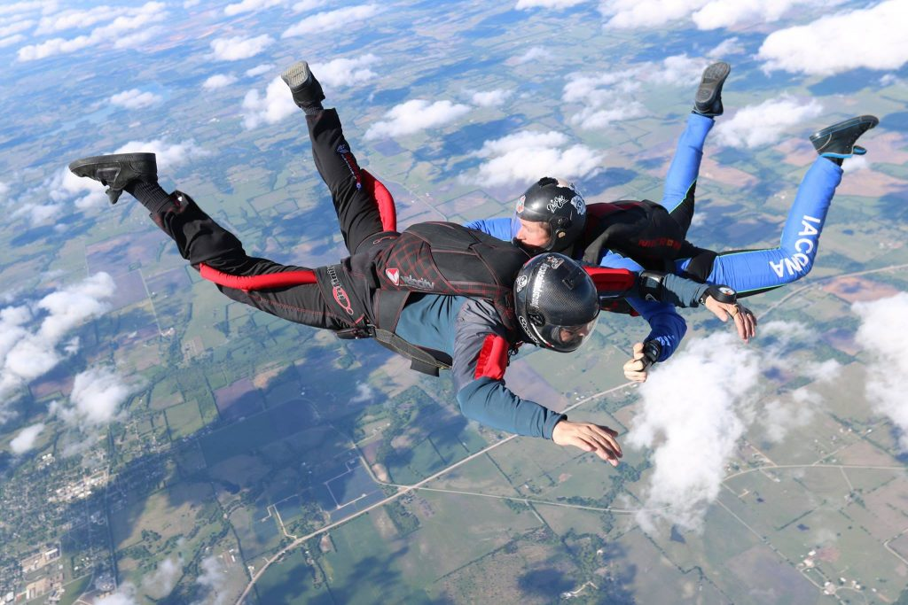Skydiving AFF Rating Course